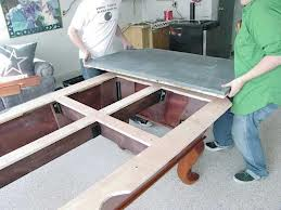 Pool table moves in Long Beach California